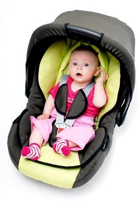 guter Kindersitz ist wichtig für Babys Sicherheit