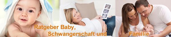Ratgeber Baby, Schwangerschaft und Familie
